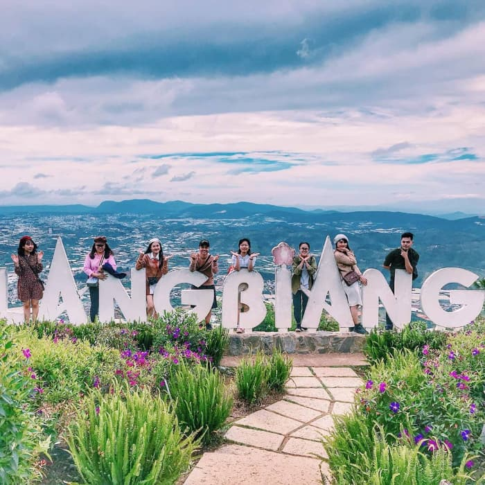 Langbiang là điểm du lịch được nhiều du khách lựa chọn khi đến Đà Lạt