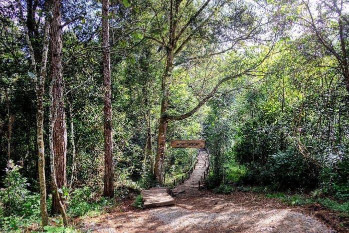 Lối vào Phim trường Secret Garden