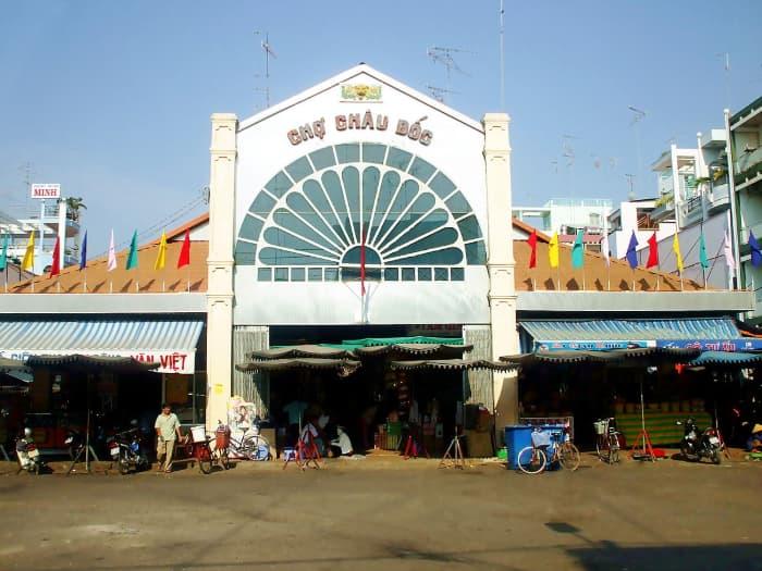 Chợ Châu Đốc (An Giang)