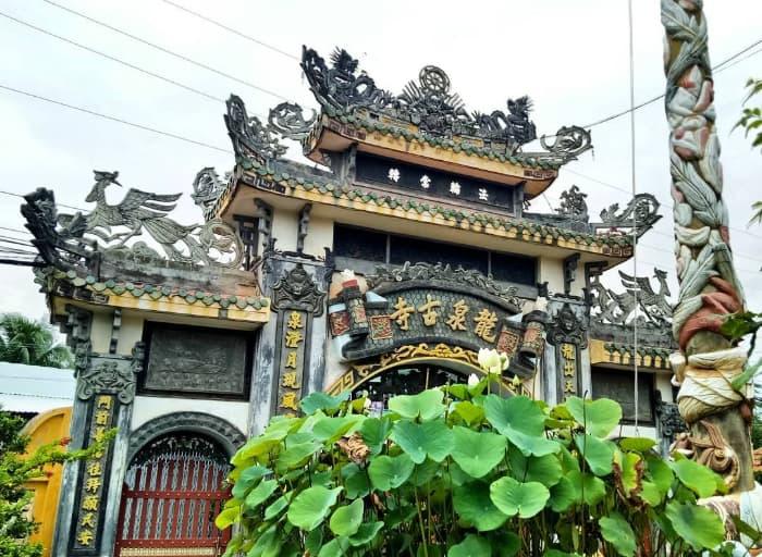 Sắc Tứ Linh Thứu cổ tự - địa điểm tham quan ở Tiền Giang