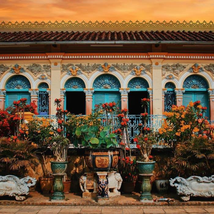 Địa điểm du lịch Cần Thơ: Nhà cổ Bình Thủy