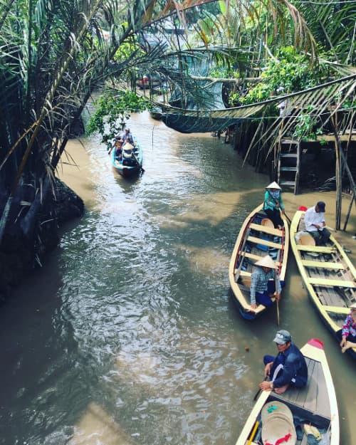Địa điểm du lịch ở Tiền Giang: Cồn Thới Sơn