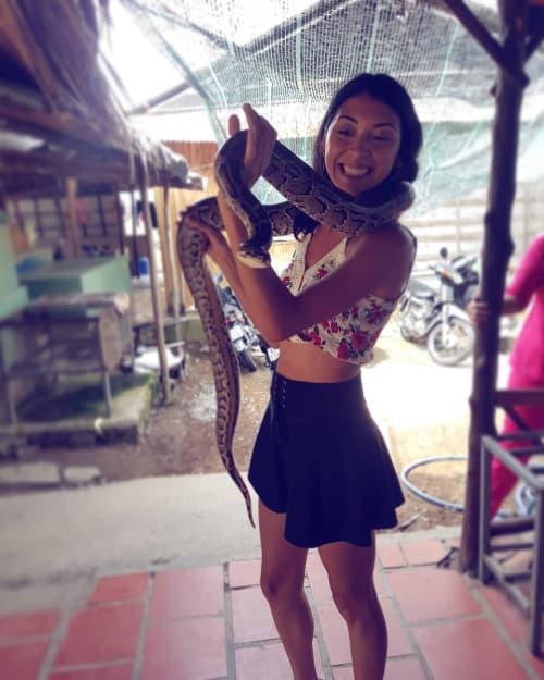 Một hoạt động thú vị du khách được trải nghiệm ở Cồn Thới Sơn - địa điểm du lịch nổi tiếng ở Tiền Giang