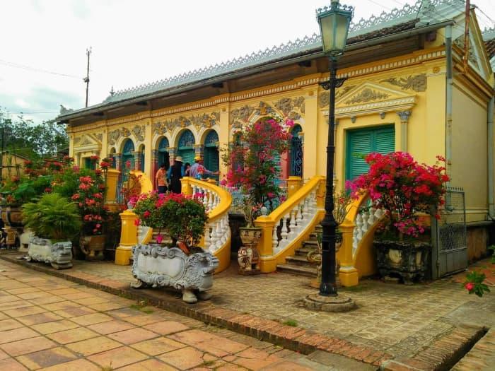 Kiến trúc nhà cổ Bình Thủy