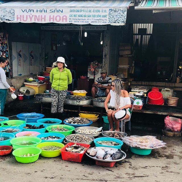 Chợ ở Phú Quốc: Chợ Dương Đông