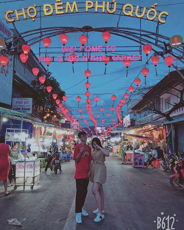 Chợ đêm Phú Quốc: Phu Quoc Night Market