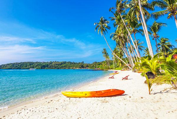 Du lịch các tỉnh miền Tây: Đảo Ngọc Phú Quốc