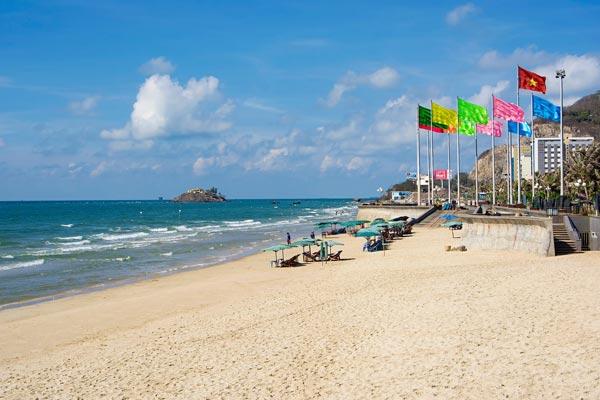 Bãi sau Vũng Tàu - địa điểm tắm biển