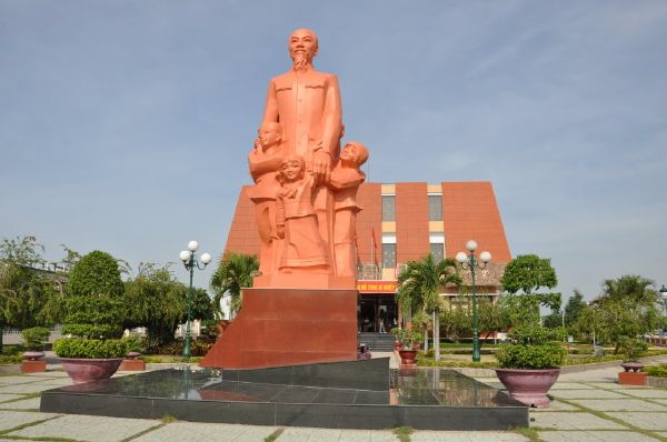 Bảo tàng Hồ Chí Minh ở Phan Thiết