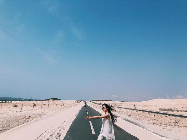 địa điểm du lịch nổi tiếng phan thiết: bàu trắng