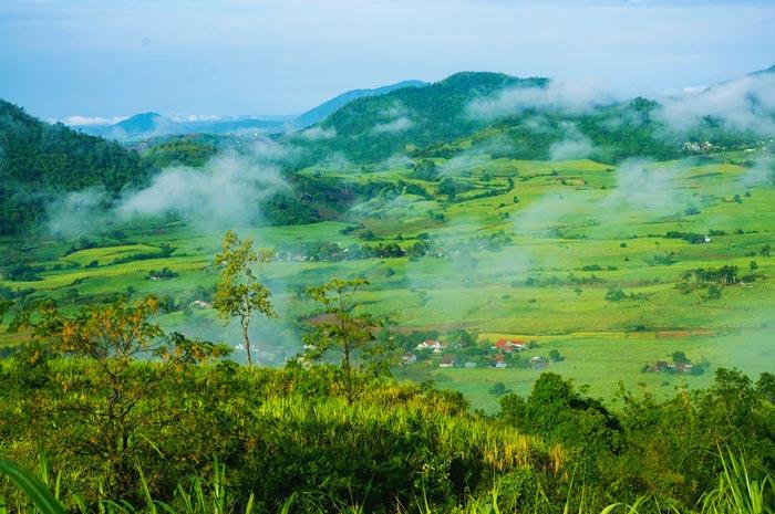 Lịch trình Phú Yên tự túc: Cao nguyên Vân Hòa