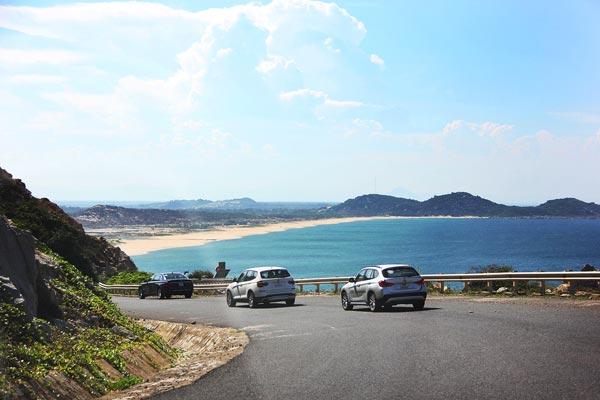 Du lịch Ninh Thuận - Cung đường ven biển Cà Ná
