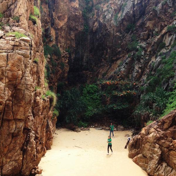 Kỳ Co - Địa điểm du lịch nổi tiếng Bình Định