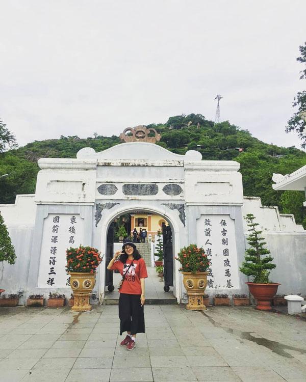 Địa điểm du lịch An Giang chụp hình đẹp: Lăng Thoại Ngọc Hầu