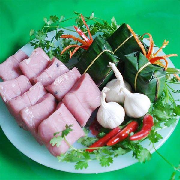 Đặc sản nem chợ Huyện Bình Định