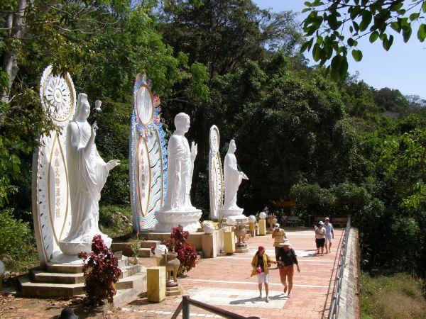Khu du lịch ở Phan Thiết: Núi Tà Cú