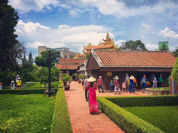 Địa điểm du lịch Phan Thiết: Trường Dục Thanh
