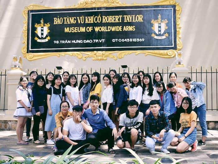 Bảo tàng vũ khí cổ Vũng Tàu