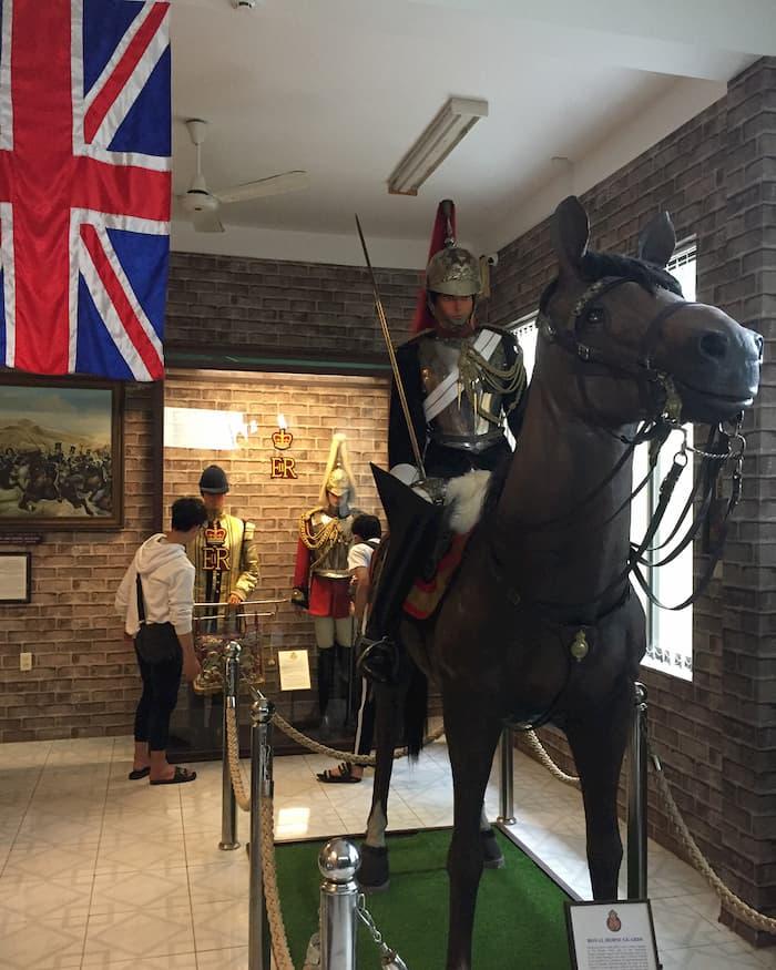 Quân phục kỵ binh