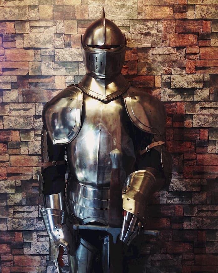 Bộ giáp sắt
