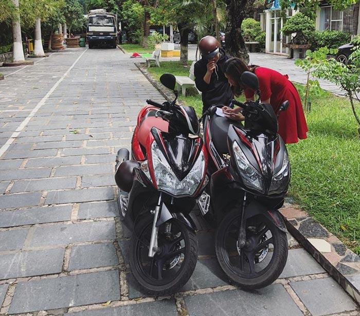 Thuê xe máy Quy Nhơn Hoài Bảo