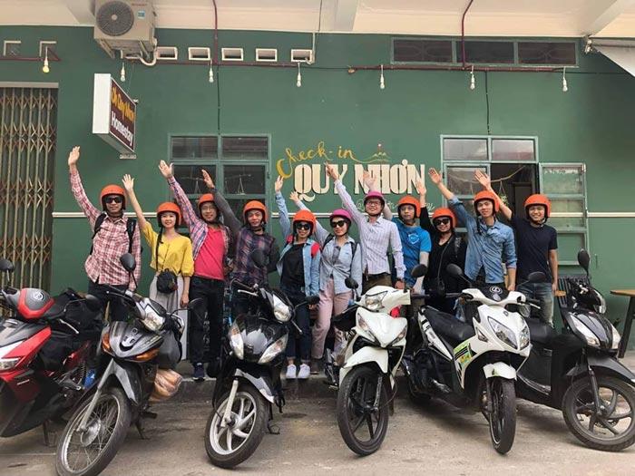 Cho thuê xe máy Rỗng Motorbike Quy Nhơn