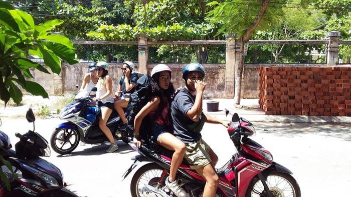 Cửa hàng Trần Thị Lý: địa chỉ cho thuê xe máy uy tín ở Quy Nhơn