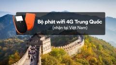 Bộ phát wifi Trung Quốc (giao nhận tại Việt Nam)