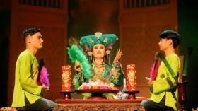 Vé xem vở diễn Tứ Phủ ở Hà Nội