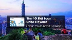 Sim 4G Đài Loan (nhận tại sân bay Đài Loan)