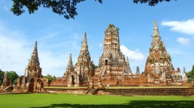 Tour du lịch tham quan cố đô Ayutthaya (Thái Lan)