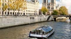 Tour du thuyền sông Seine & tháp Eiffel